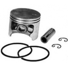 PISTON KIT 60MM - PENTRU HUSQVARNA, PARTNER K1250, K1260, 3120K, 3120, 3120EPA, 3120XP D = 60MM