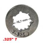 ROTITA MOTRICA AMBREIAJS-260 325 - 7 - PENTRU STIHL MODEL MIC MS240 - 260 - 270 - 280 - 231 - 241 - 251