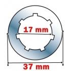 ROTITA MOTRICA AMBREIAJ3/8''- 7 PICCO - PENTRU STIHL 017 - 018 - 021 - 023 - 025 - MS170 - 180 - 210 - 230 - 250