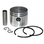 PISTON KIT - POULAN 2550 /PARTNER 351 - 371 Ø 41.1 MM