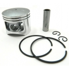 PISTON KIT 43MM - DRUJBA CHINA 4500 - 5200